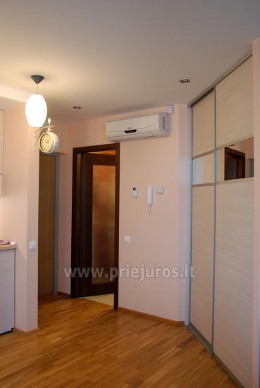 Apartments for rent in Sventoji, in Mokyklos street - 15