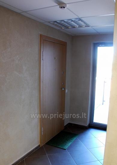 Apartments for rent in Sventoji, in Mokyklos street - 16