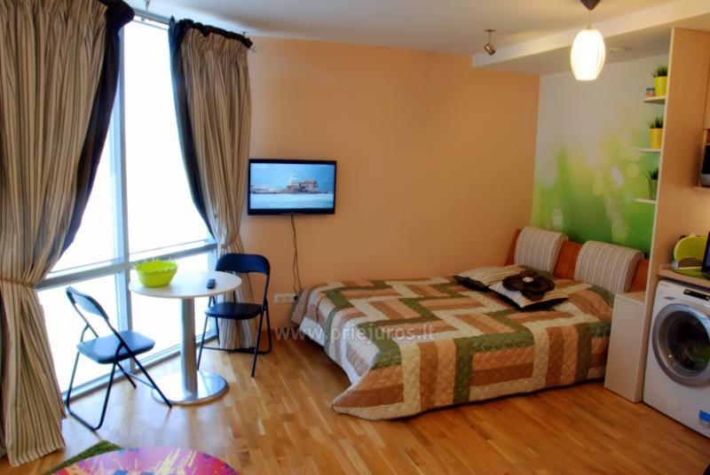 Saulėto Ryto apartamentai Šventojoje