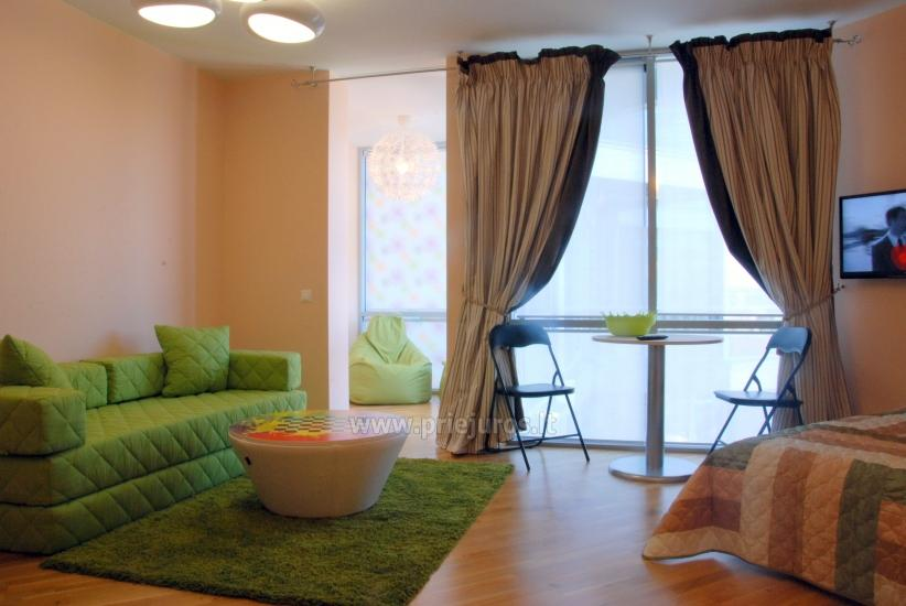 Apartments for rent in Sventoji, in Mokyklos street - 8