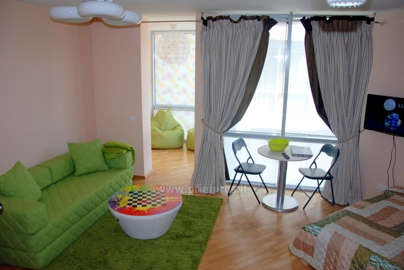 Apartments for rent in Sventoji, in Mokyklos street - 6