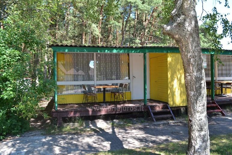 Cheap rest in Sventoji, in wooden houses, 50 meters to the sea - 5