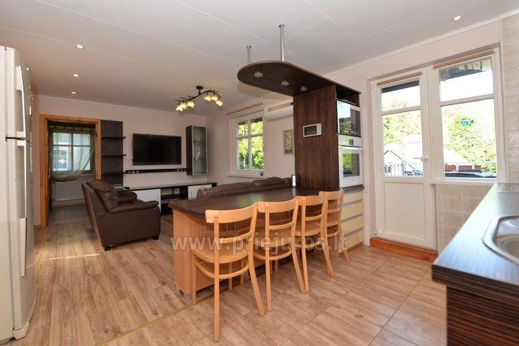 Wohnung zu vermieten in Juodkrante, in L. Rezos ung Kalno Straße - 1
