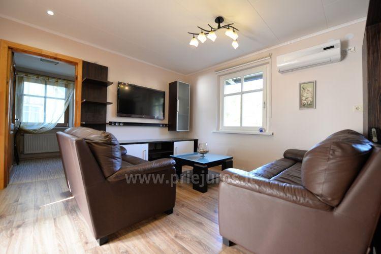 Wohnung zu vermieten in Juodkrante, in L. Rezos ung Kalno Straße - 2