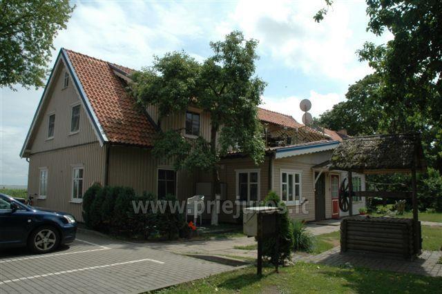 Wohnung zu vermieten in Juodkrante, in L. Rezos ung Kalno Straße - 13