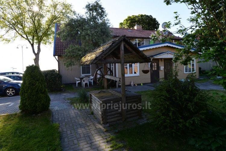 Wohnung zu vermieten in Juodkrante, in L. Rezos ung Kalno Straße - 14