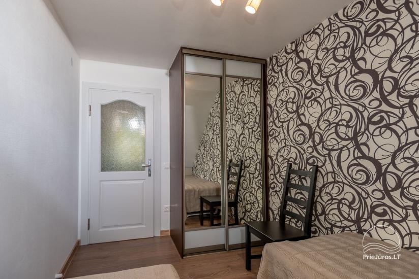 Wohnung zu vermieten in Juodkrante, in L. Rezos ung Kalno Straße - 6