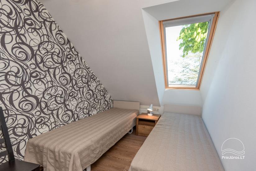 Wohnung zu vermieten in Juodkrante, in L. Rezos ung Kalno Straße - 7