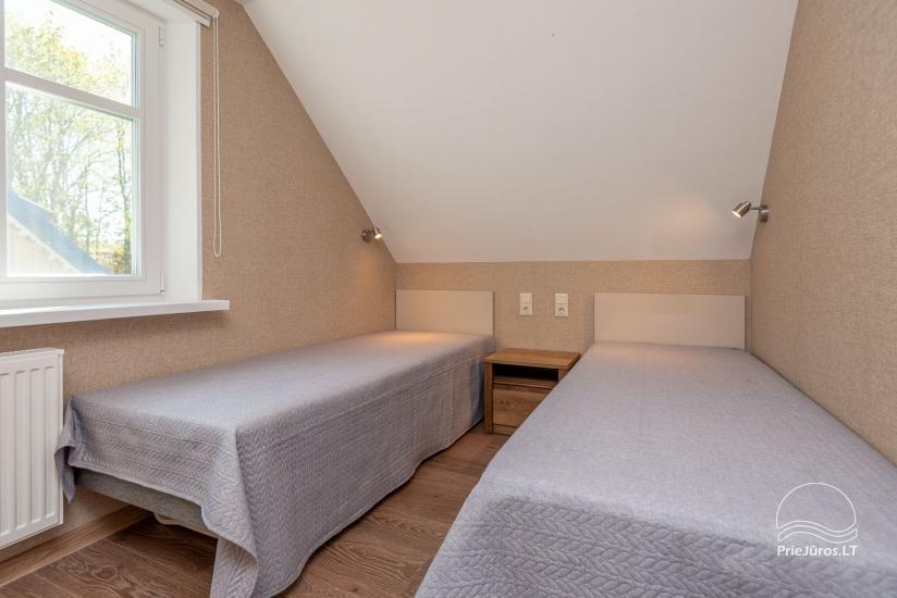 Wohnung zu vermieten in Juodkrante, in L. Rezos ung Kalno Straße - 8