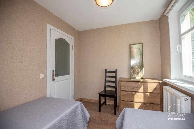 Wohnung zu vermieten in Juodkrante, in L. Rezos ung Kalno Straße - 9