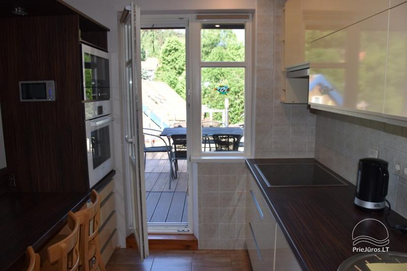 Wohnung zu vermieten in Juodkrante, in L. Rezos ung Kalno Straße - 4