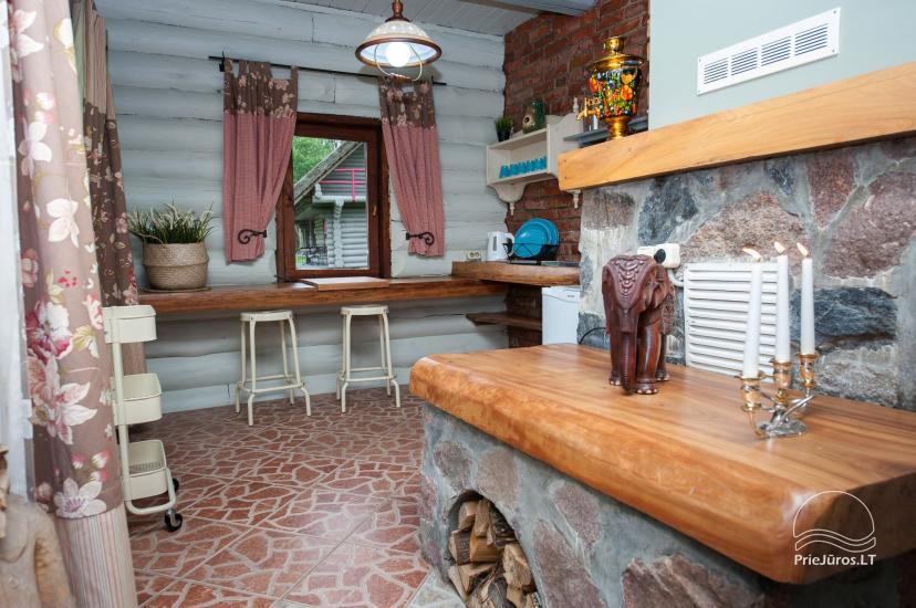Homestead Vienkiemis. Hotel - Cafe- Bathhouse - 15