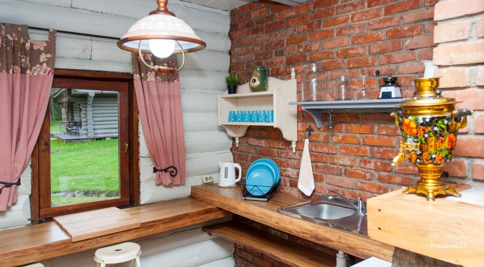 Homestead Vienkiemis. Hotel - Cafe- Bathhouse - 14