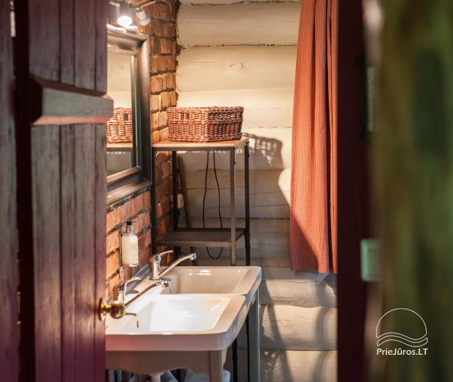 Homestead Vienkiemis. Hotel - Cafe- Bathhouse - 17