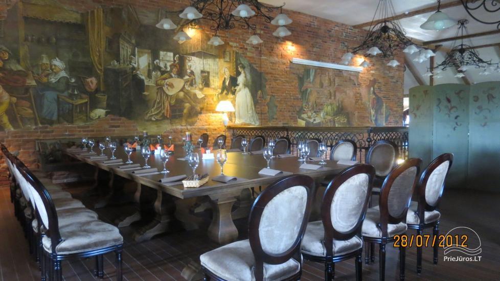 Homestead Vienkiemis. Hotel - Cafe- Bathhouse - 22