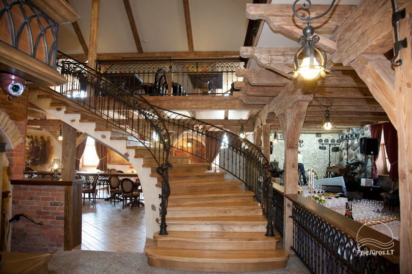 Homestead Vienkiemis. Hotel - Cafe- Bathhouse - 20