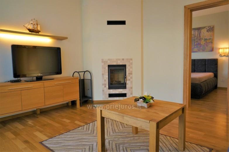 Brīvdienu māja, apartamenti īre Palangā Smėlio vila - 8