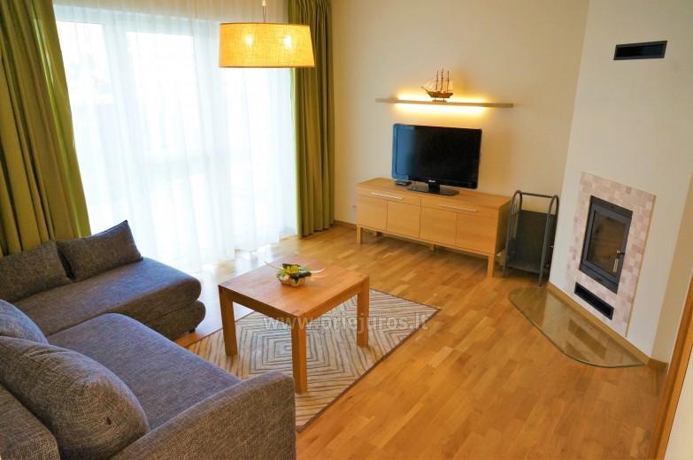 Brīvdienu māja, apartamenti īre Palangā Smėlio vila - 9
