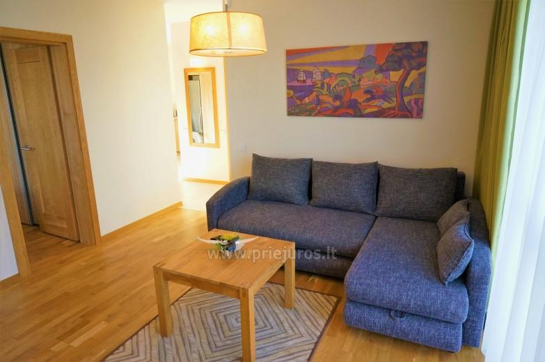 Brīvdienu māja, apartamenti īre Palangā Smėlio vila - 10
