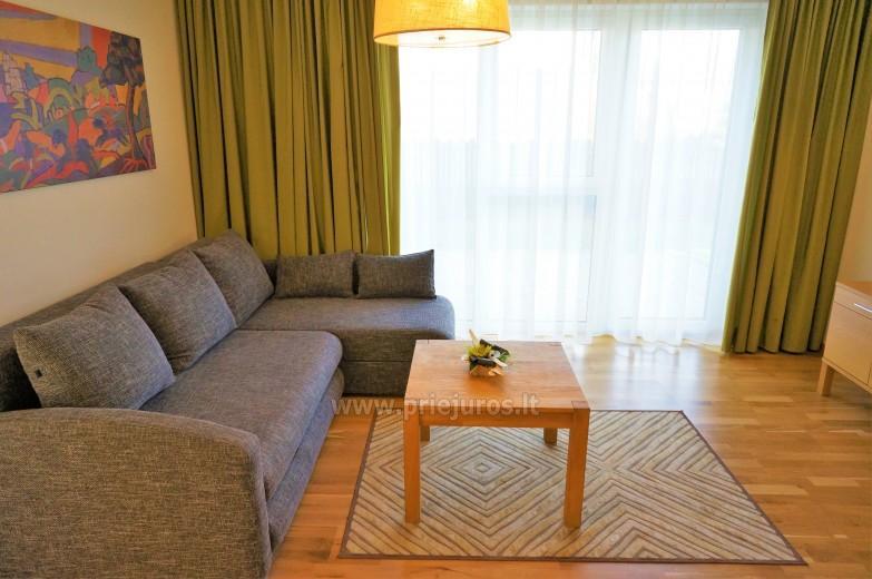 Brīvdienu māja, apartamenti īre Palangā Smėlio vila - 11
