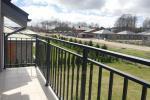 4-vietis apartamentas su balkonu