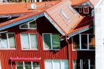 46 m ², 2-stöckige moderne Wohnung. Terrasse, Blick auf die Lagune - 4