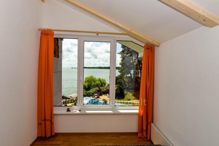 46 m ², 2-stöckige moderne Wohnung. Terrasse, Blick auf die Lagune - 16