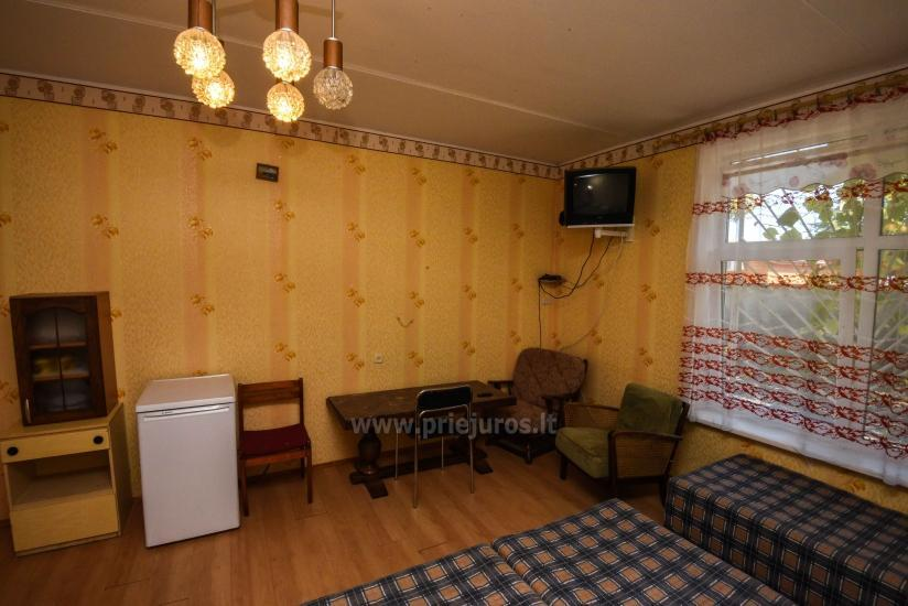 "Guest house ""Topolis"". Topolių 5, Šventoji"