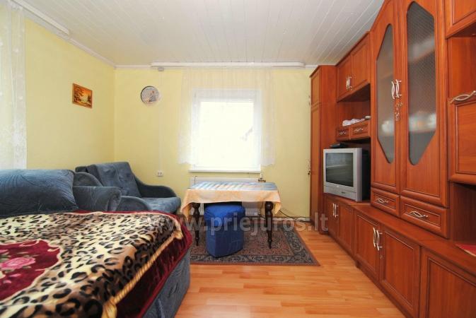 Mažesnis kambarys