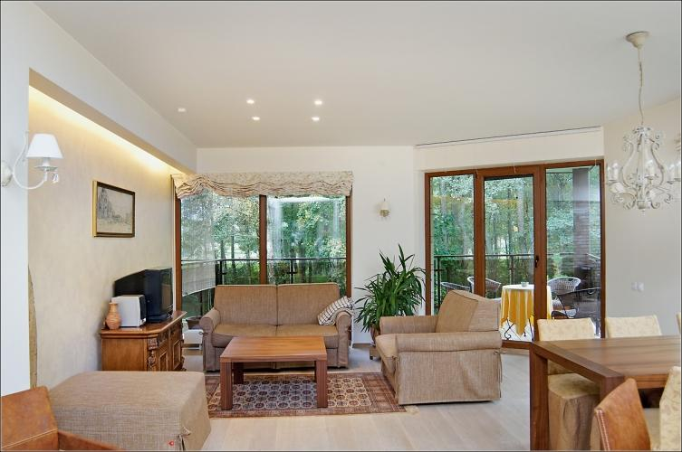Stylish, spacious, 2-bedroom apartment Inga with fireplace and 14 m² terrace - 2