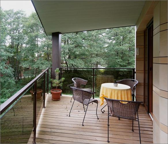 Stilvolle, geräumige 2-Zimmer-Ferienwohnung Inga mit Kamin und 14 m² Terrasse - 16