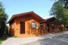 Nauji mediniai namukai  su patogumais ir erdvūs apartamentai nuomai