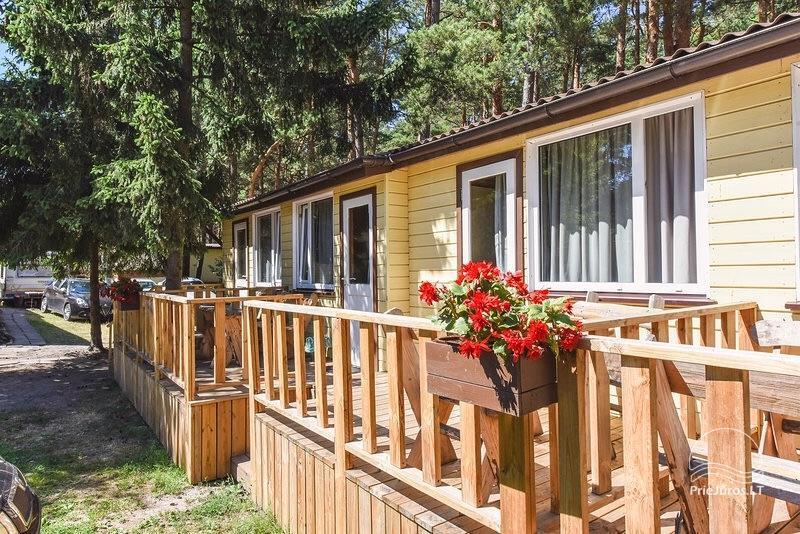 Ferienhutte am See in Litauen 20 Jūros - 22