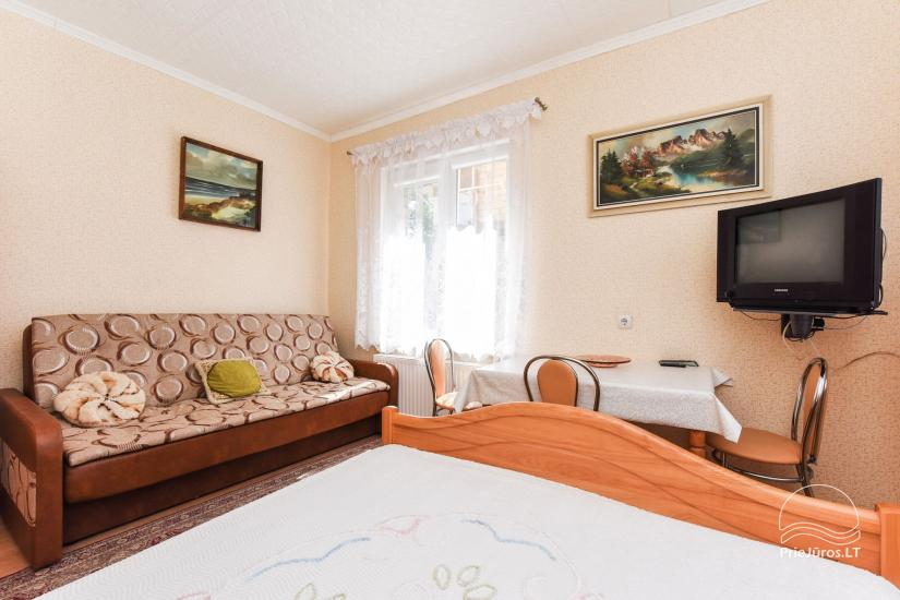 Apartment and room rent in Palanga  in private house - 6