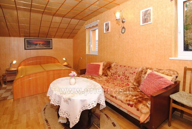 Apartment and room rent in Palanga  in private house - 11
