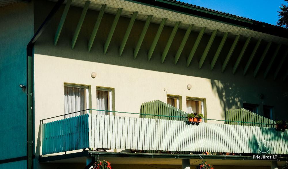 Resort Žibintas in Šventoji - apartments and holiday cottages - 3