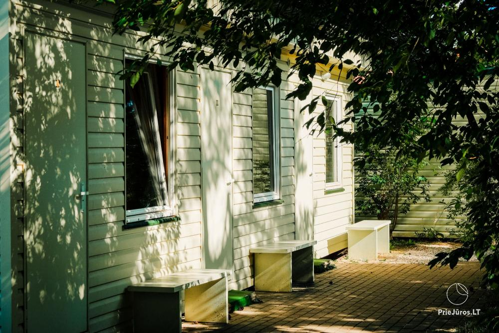 Resort Žibintas in Šventoji - apartments and holiday cottages - 19