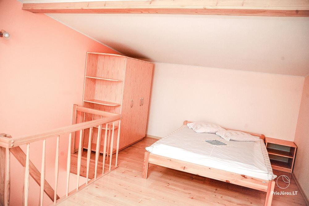 Resort Žibintas in Šventoji - apartments and holiday cottages - 4