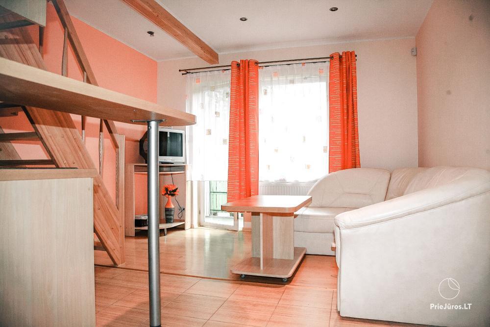 Resort Žibintas in Šventoji - apartments and holiday cottages - 6