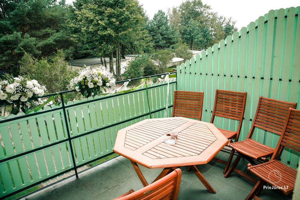 Resort Žibintas in Šventoji - apartments and holiday cottages - 12
