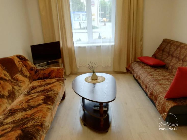 Ferienwohnung und Ferienhäuser zu mieten in Sventoji - 1