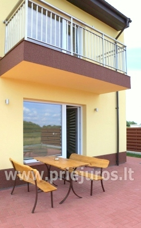 Aringa residence. Apartments and holiday houses for rent in Sventoji - 4