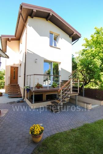 The cozy, Scandinavian-style vacation house in the center of Palanga. - 2