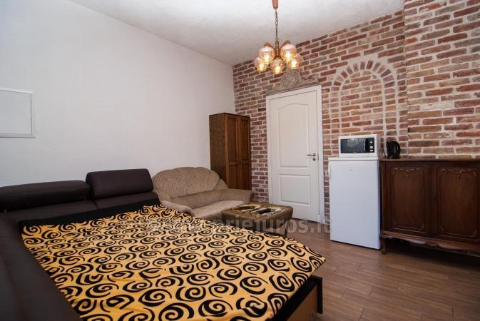 Vieno kambario (2+1) apartamentas su atskiru įėjimu