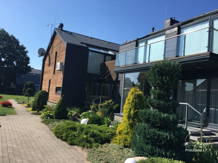 """Accommodation in Palanga, Lithuania – Guest House Pas Gintara"""""""