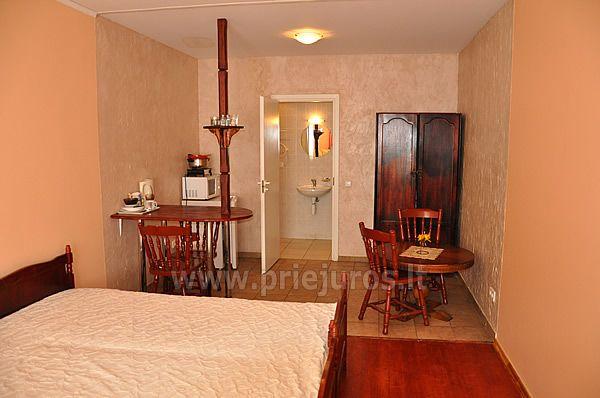 Telpu un dzīvokļu īre Palangā Eduardas viesu nami - 8