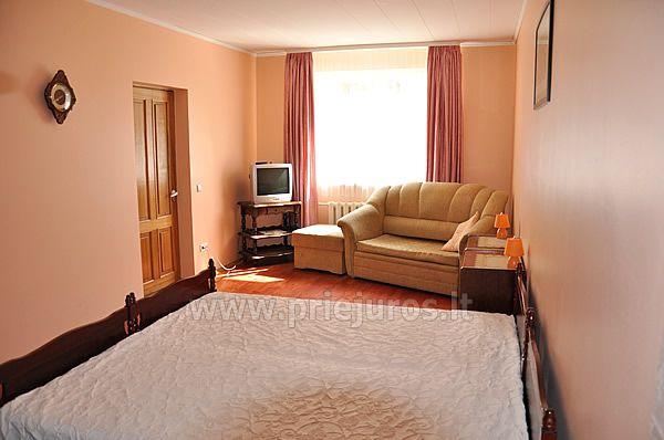 Telpu un dzīvokļu īre Palangā Eduardas viesu nami - 9