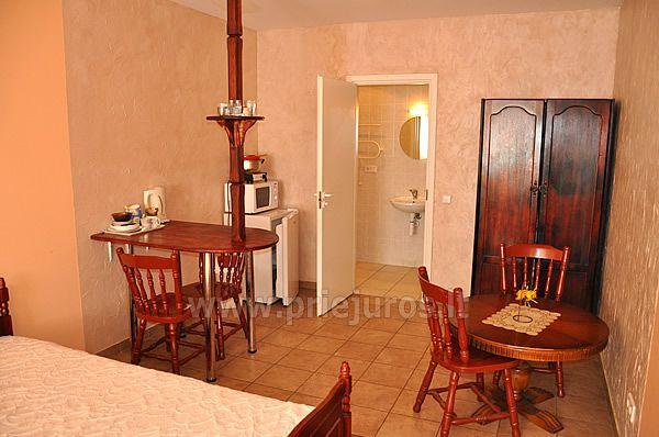 Telpu un dzīvokļu īre Palangā Eduardas viesu nami - 10