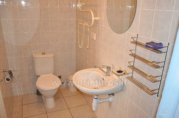 Telpu un dzīvokļu īre Palangā Eduardas viesu nami - 11