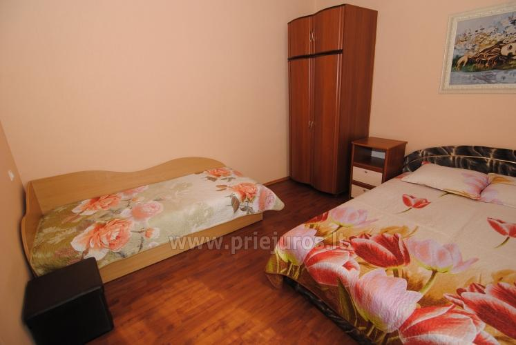 Flats and rooms for rent in Juodkrante - 7